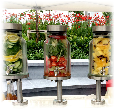 Fresh Fruit & Herb Infuser